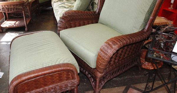 Ethan Allen Indoor Wicker Furniture Ethan Allen Wicker Furniture Crafts Pinterest