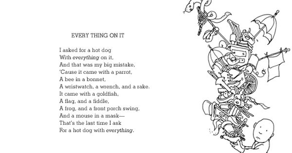 Shel Silverstein Quotes About Education: New Poems From Shel Silverstein