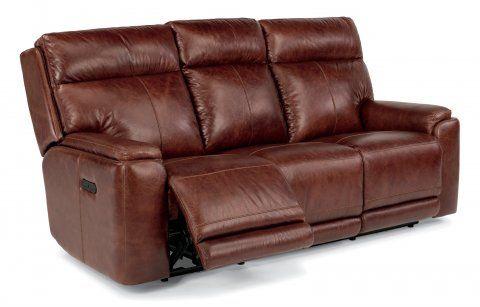 Sienna Power Reclining Sofa Reclining Sofa Leather Reclining Sofa