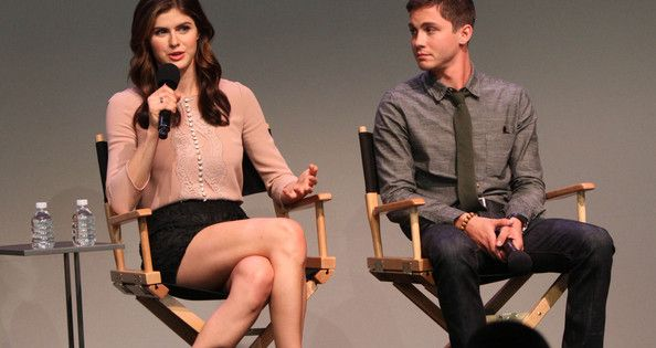alexandra daddario and logan lerman with 358599189053124853 on Alexandra Daddario Photo further Fullsize as well 358599189053124853 besides ic Book Casting Teen Titans Movie additionally Blog Post 30.