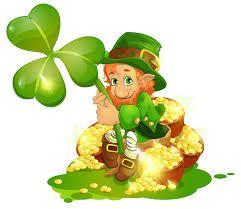 Shenanigans Malarky St Paddy S Day You Said There Would Be Pie Saint Patricks Day Art Irish Symbols Pot Of Gold