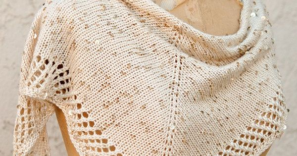 60S Crochet Shawl