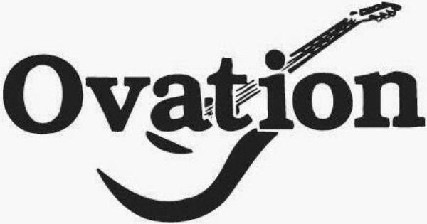 Ovation Guitar Logo Logos Acoustic Music