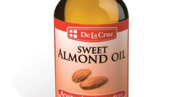 Sweet almond oil, Almonds and My hair on Pinterest