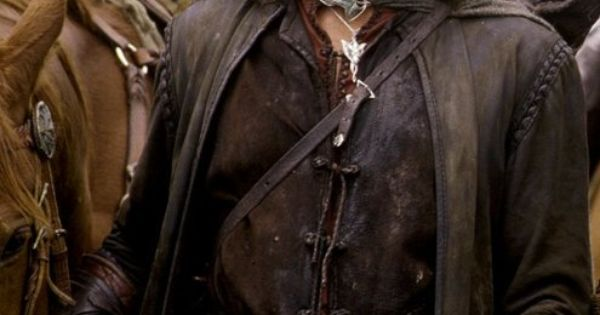 Viggo Mortensen as Aragorn.... he is so gorgeous in this role. I