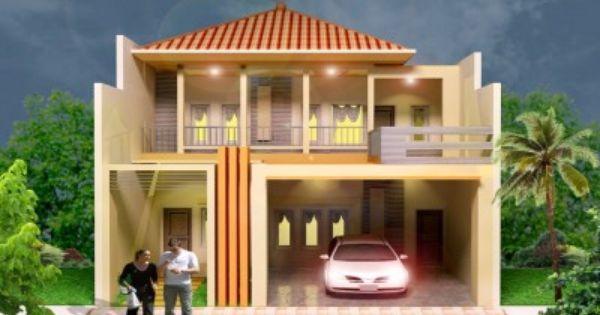 Desain Rumah Tingkat Minimalis Rumah Minimalis Desain Rumah Rumah