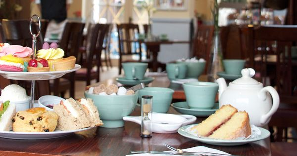 The Vintage Emporium And Tea Rooms Afternoon Tea For