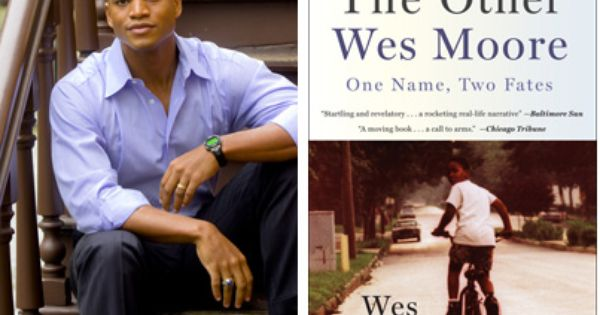 The Other Wes Moore Read The Entire Book In Less Than 24 Hours Great Read Book Club Reads Book Worth Reading What To Read