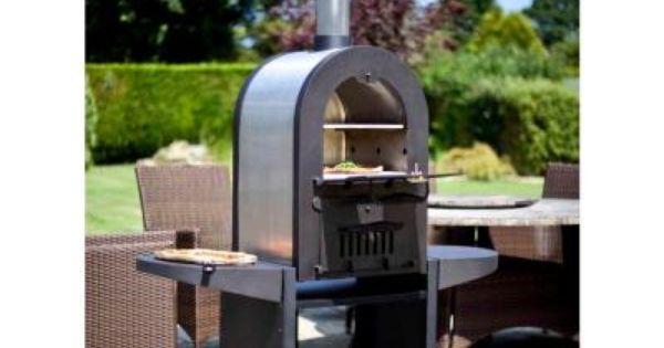 La Hacienda Romano Pizza Oven Smoker 56130 The Home Depot Outdoor Fireplace Pizza Oven Pizza Oven Fireplace Pizza Oven