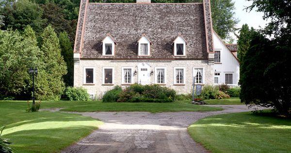 De belles routes parcourir cet t au qu bec le for Auberge la maison deschambault