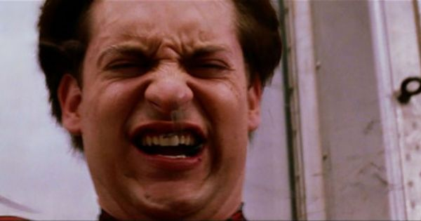 tobey maguire crying meme - photo #9