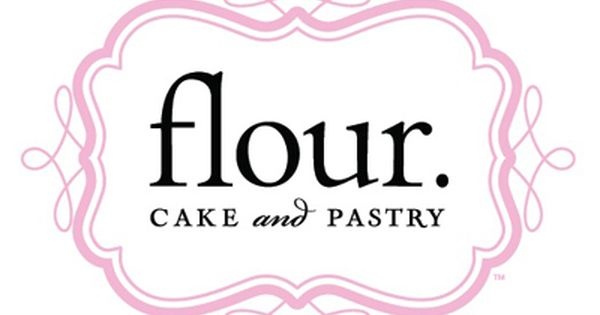 Cake Company Logo Design : Flour cake and pastry logo design. Logo Design of the ...