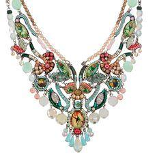 Ayala Bar Spring 2017 Alchemilla Garden Necklace Bar Jewelry Necklace Jewelry