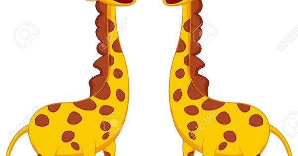 giraffe stock vector illustration and royalty free giraffe free vector art websites free vector art tool