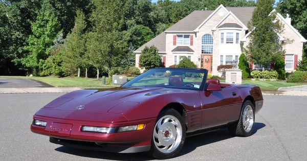 1993 Chevrolet Corvette Convertible T57 Kissimmee 2015 Corvette Convertible Corvette Chevrolet Corvette