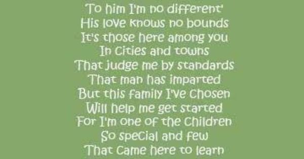 Downs Syndrome Creed | Down syndrome | Pinterest | Special ...