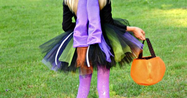 Cute Enchanted Witch Costume by TheSweetLittleLemon on Etsy