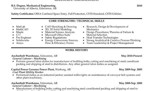 Click Here To Download This Mechanical Engineer Resume Template! Http://www.resumetemplates101