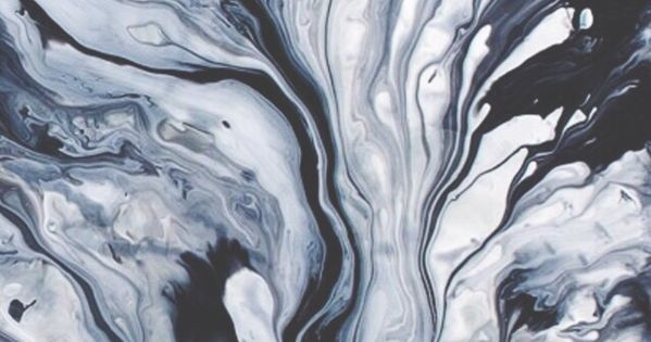 Grunge art marble paint iPhone wallpaper Phone/iPad