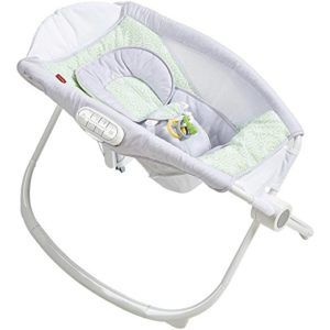 4 Things I Never Thought I D Need Before I Had My First Baby Rock N Play Sleeper Rock Play Best Baby Bouncer