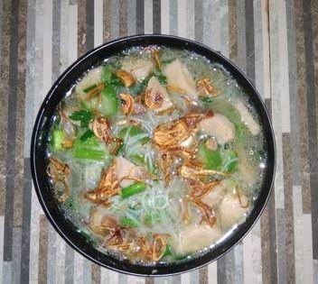 Resep Sup Baso Oyong Bihun Oleh Sri Sulastri