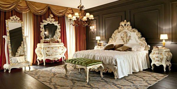 Baroque Bedroom Design Baroque Decor Bedroom Decorating Ideas