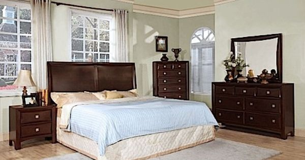 inter spec thomas hahn ii bedroom collection ideas for the house pinterest dark wood