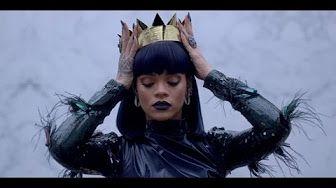 Rihanna Love On The Brain Youtube Rihanna Love Rihanna Female Musicians