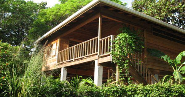 Eco house, Honduras