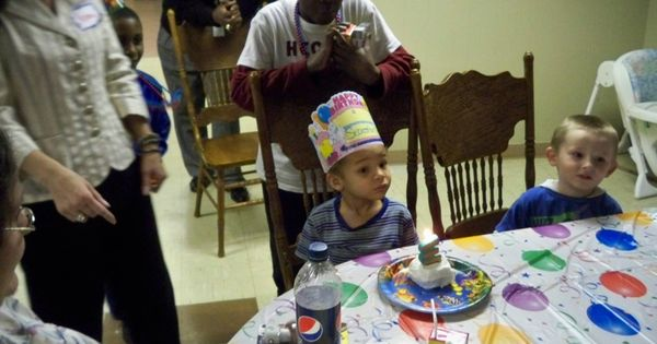 salvation army birthday parties