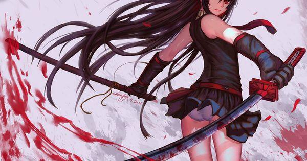 Image For Akame Ga Kill Esdeath X Tatsumi Fanfiction