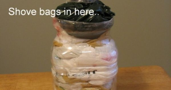 Clever Nest: 18 Things I'll Never Camp Without . Plastic bottle used