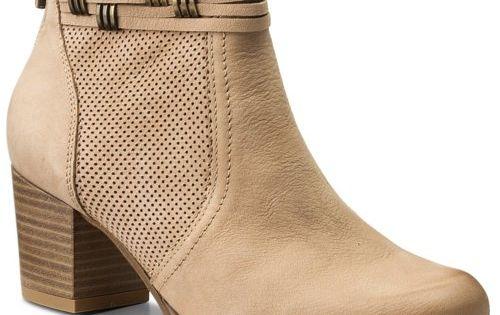 Botki Lasocki 1690 09 Bezowy Shoes Ankle Boot Boots