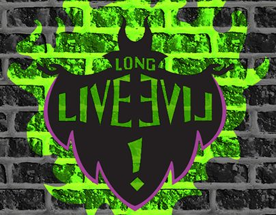 Check Out This Behance Project Logo Long Live Evil
