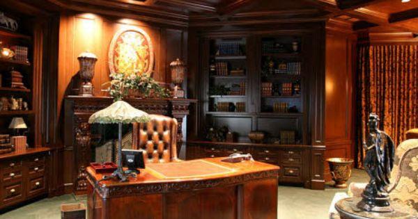 Man Caves Houston : Gentleman study a s pinterest desks
