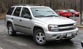 Chevrolet Trailblazer Wikipedia Di 2020 Dengan Gambar
