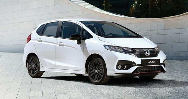 2020 Honda Jazz Uk