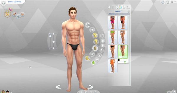 Sims 4 секс
