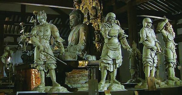 薬師如来と十二神将(新薬師寺) Bhaisajyaguru & Twelve Heavenly Generals [ Shin-Yakushi-j...