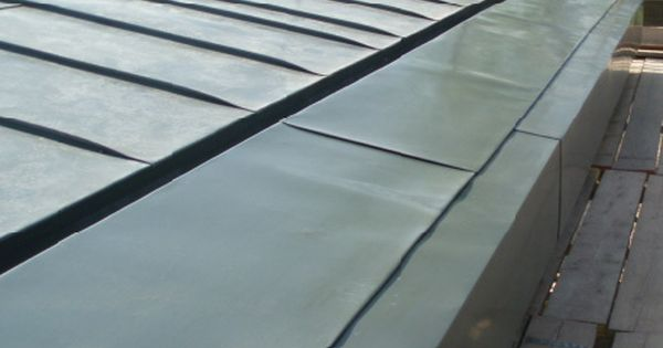 Zinc Roof Detail To Home Pinterest Roof Car
