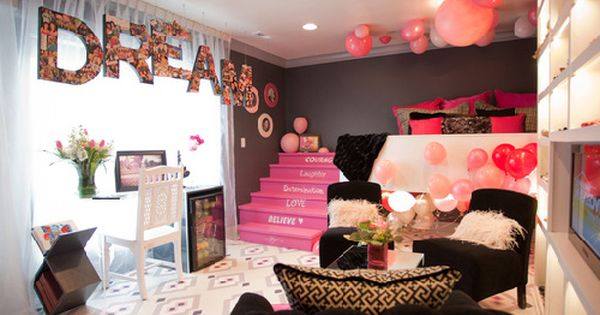 Dream Rooms For Teenage Girls | dream, dream room, fashion, girl, girls