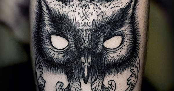 d6006be92201d Owl Mask Tattoo Ideas - Tattoo Shortlist | Tattoos at Repinned.net