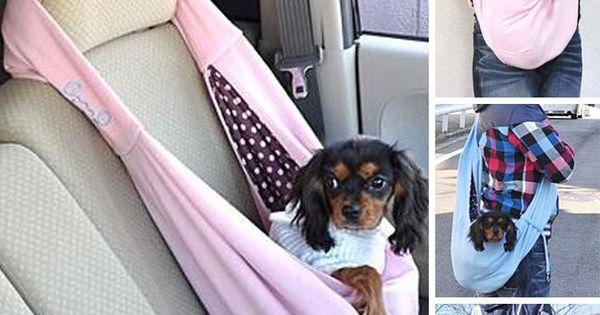 Jojoki chat chiens Carrier voyage sacs à bandoulière coton