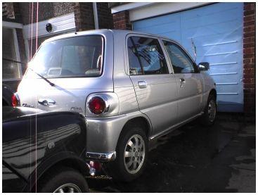 Daihatsu Mira Classic