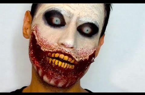 Nayfirens e stylehaulmundo tutorial halloween boneca - Como maquillarse de zombie ...