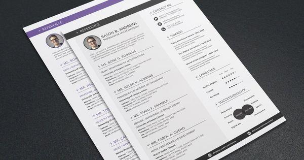 Swiss Style Resume Cv Resume Cv Swiss Style Creative Jobs