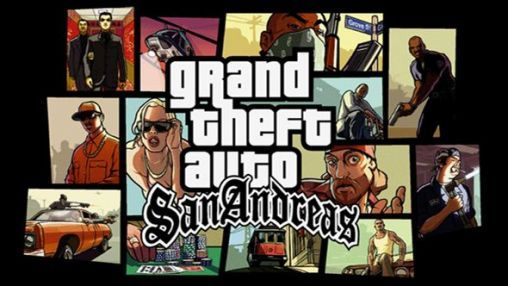 Download Grand Theft Auto San Andreas For Android San Andreas