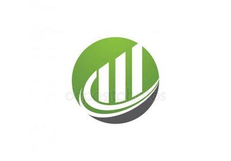 Business Finance Professional Logo Template Stock Vector Affiliate Professional Finance Business Professional Logo Business Finance Logo Templates