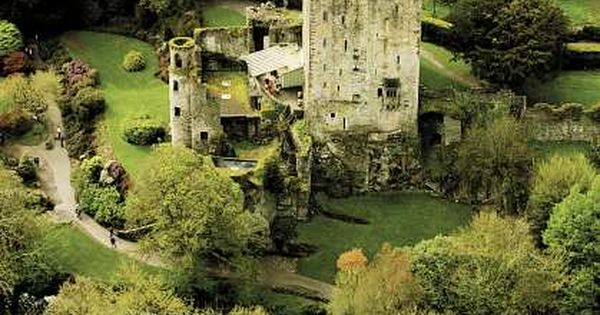 County Cork, Ireland ~ Blarney Castle ... I kissed the Blarney Stone!