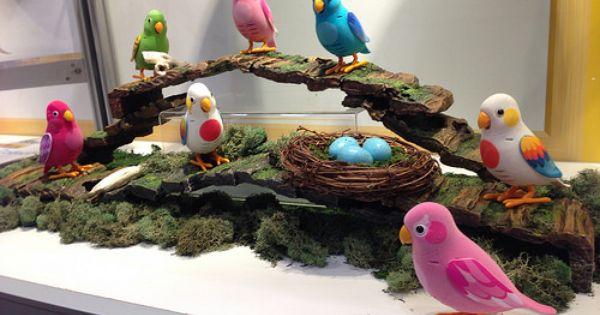 Toy Fair 2014 Day 2 Moose Toys Vtech Btoys Hasbro Skylanders And More Little Live Pets Moose Toys Pet Bird